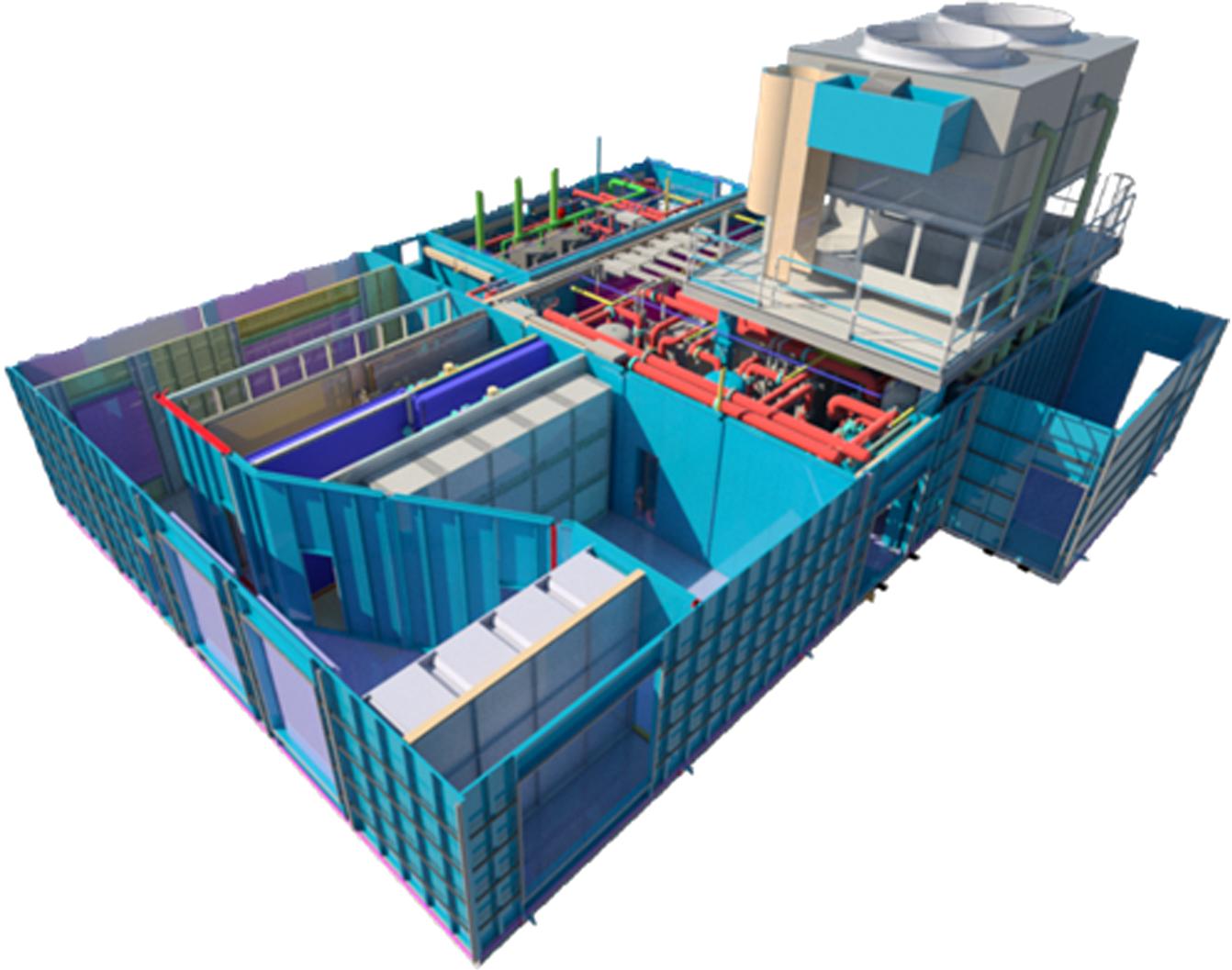 NY University• Modular Penthouse