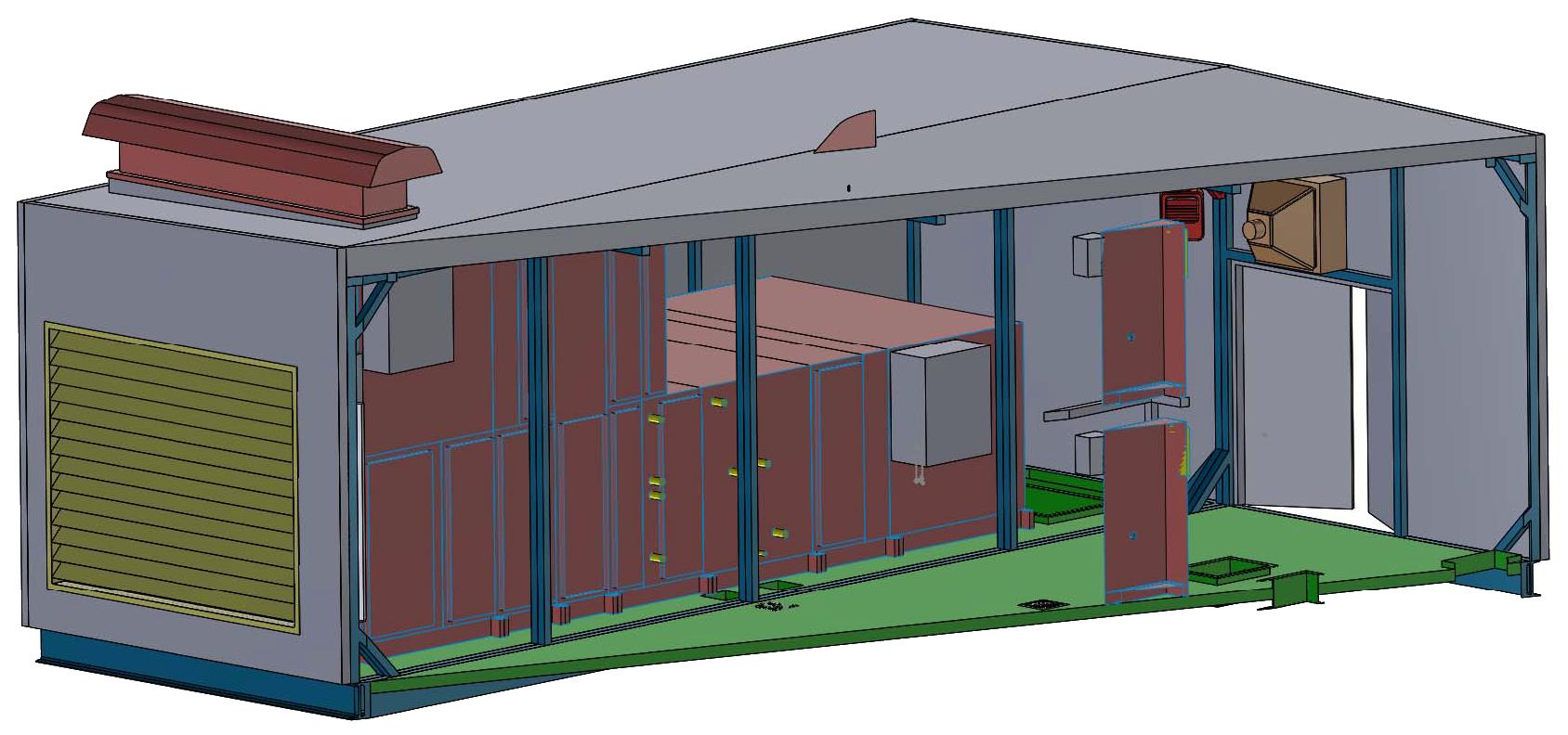 Levin Courthouse • Modular Penthouse